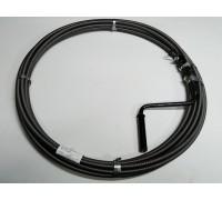 Трос сантехнический Ø 14 мм × 10 м